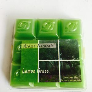 Lemongrass Simmer Bars