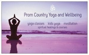Kaycie Jade Prom Country Yoga and Wellbeing