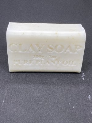 Clay Exfoliating Soap 200 Gram Single Bar