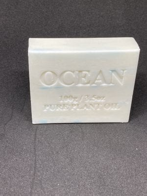 Ocean Soap 100 Gram Single Bar