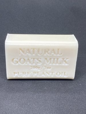Goat's Milk Soap 200 Gram Single Bar